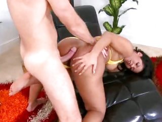 Gorgeous milf loves getting fucked from behind