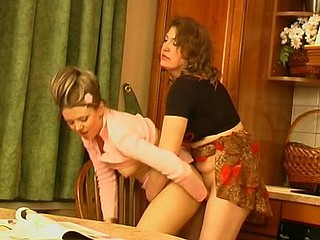 Heated mother i'd like to fuck going for tit rubbing and lip-work in sixty-nine with sexy hotty